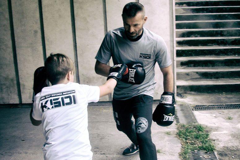 Peut-on enseigner le Krav Maga aux enfants ?